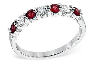 D203-80408: LDS WED RG .35 RUBY .55 TGW